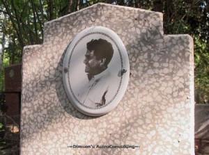 Могила Карлоса в Омске