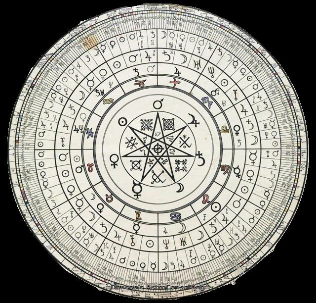 Поградусное «расписание» Звезды Магов