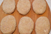 Котлета за 11 копеек, в сыром виде