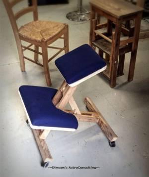 Такое полезное сидение вы можете сделать сами
